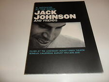 DVD  Jack Johnson - A Weekend at the Greek