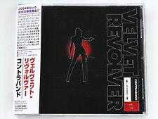 VELVET REVOLVER Contraband+1 BVCP-21370 JAPAN CD w/OBI 203az61