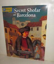 THE SECRET SHOFAR OF BARCELONA JEWISH PJ LIBRARY BOOK PAPERBACK JUDAICA