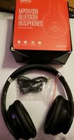 Mpow Wireless Bluetooth Foldable Headphones Hi-Fi Stereo 059 Black/Silver