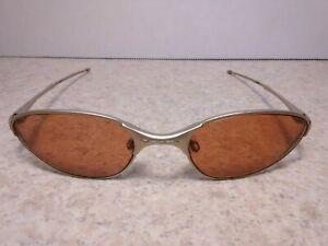 Oakley Gold Frames Rx Lenses