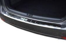 VW PASSAT B7 ESTATE 2010 -2014 REAR BUMPER SILL PROTECTOR STAINLESS STEEL