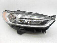 Genuine OEM 2013-2016 Ford Fusion Right Passenger Halogen Headlamp Headlight