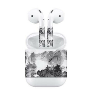 Protective Wrap Vinyl Cover Sticker Skin Decal 5# for AirPods Wireless Headset J