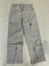 Nomex Trouser Tan (#50) Size: 74w -2 i/leg, - 2 thigh to hem