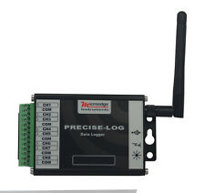 WIFI 8-Channel Voltage Data Logger + SiteView Sofware
