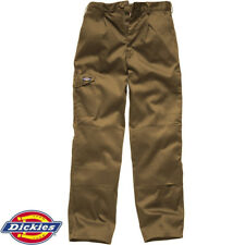 Dickies WD884 Redhawk Super Action Cargo Work Wear Trouser Khaki W:42-L:29 Small