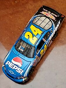 1/24 JEFF GORDON #24 PEPSI SPECIAL PAINT  2006 ACTION NASCAR DIECAST #4003/8868
