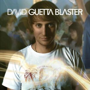 David Guetta – Blaster Doppio Vinile GOLD LP LIMITED EDIT ORO Nuovo Sigillato