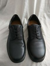 Womens Naot Black Leather Oxford Shoe Size 44/11 NEW