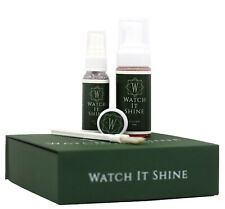 Watch It Shine - Watch Cleaning Kit For Luxury Watches - Great for Rolex,Cartier