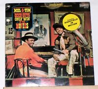 MEL & TIM - Good Guys Only Win In The Movies - BAMBOO LP - Soul Vinyl Record