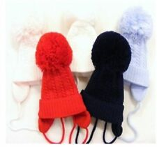 Kinder Knitted Baby Caps & Hats