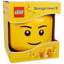 LEGO PICCOLO STORAGE HEAD Boy * ritirato * - più economico su ebay! - Sigillato Nuovo di Zecca &