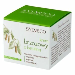 SYLVECO Birch Cream With Betulin - 50 ml