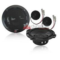 """RockFord Fosgate P16-S Punch Series 6"""" 2-Way  Component Car Speakers 240W New"""