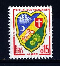 FRANCE - FRANCIA - 1959 - Stemma di Algeri