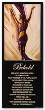 AFRICAN AMERICAN ART PRINT Behold Statement Edition Kevin Williams WAK