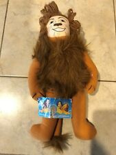 Wizard of Oz 1989 Wizard of Oz Live Lion Plush Doll