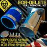 Mercedes OM606 EGR DELETE, EGR removal, EGR Valve blanking plate/ Removal kit
