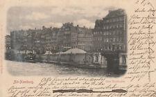 AK Hamburg Alt Hamburg Alter Wandrahm von 1898 (HH9)