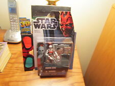 "STAR WARS ""WALMART EXC 3-D"" 3 3/4 2012 (AURRA SING ""Assassin"" #1 OF 12)!!!"