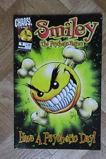 SMILEY THE PSYCHOTIC BUTTON #1 VERY FINE/NEAR MINT (W7)