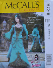McCall 's Female Costume Sewing Patterns