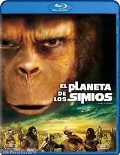 EL PLANETA DE LOS SIMIOS (1968) BLU RAY NUEVO ( SIN ABRIR )