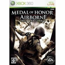 Medal of Honor: Airborne (Microsoft Xbox 360, 2010) BRAND NEW FACTORY SEALED