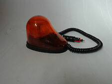Sirena GDO Flashing Magnetic Vehicle Warning Beacon/ Light 8J 12VDC Amber