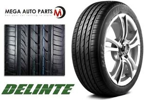 1 Delinte DH2 185/70R14 88T All-Season Traction Touring Performance 420AA Tires