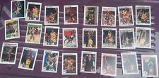 Los Angeles Lakers NBA Basketball Trading Cards Lot