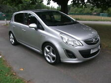 Vauxhall Opel Corsa D 5dr Facelift Body Kit and SRi Spoiler 2010-2014 - New!