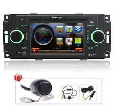 Autoradio DVD GPS Navigation For Jeep Grand Cherokee Chrysler 300C Dodge Ram