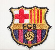 Escudo del FC Barcelona para planchar- Envio Gratis en USA