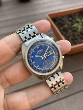 Vintage Seiko Bruce Lee 6139-6012 Chronograph Automatic Watch- men's - 1970's