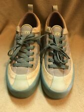 Giro Monte G Casual Suede Flat Cycling Shoes US Size 6.5