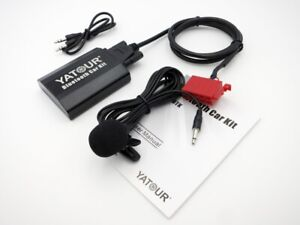 BTK Bluetooth A2DP Kit For 1994-1998 10Pin Mercedes Benz C CL CLK S E Class SLK