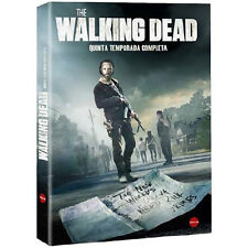 The Walking Dead - Temporada 5 [DVD] + Fear The Walking Dead [DVD]