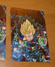 DRAGON BALL Z DBZ DBS HEROES CARD PRISM HOLO CARTE SH2-50 SR MADE IN JAPAN NM