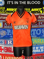 4.5/5 Dundee United adults S 1991 cup made in UK football shirt jersey trikot