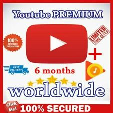YouTube Red Upgrade Premium & Music 6-12 Months worldwide Fast & Easy 1 Year