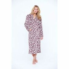 Full Length Spotted Nightwear Robes for Women