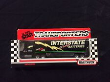 Matchbox Superstar Transporters Interstate Joe Gibbs Racing