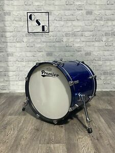 "Premier Cabria 18""x16"" Bass Drum / Drum Hardware / Bop Kick Drum"