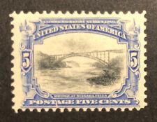 TDStamps: US Stamps Scott#297 Mint H OG Tiny Tear