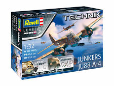 Junkers Ju88 A-4 (aircraft) 1 32 Scale Level 5 Revell Technik Model Kit