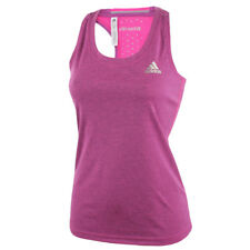Adidas Women CLIMACHILL Sleeveless Vest Athletic Fitness Gym Medium AI0881