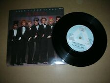 THE BELLE STARS - SIGN OF THE TIMES..UK.STIFF BUY.167 *DJ/PROMO* IN PIC.SLEEVE